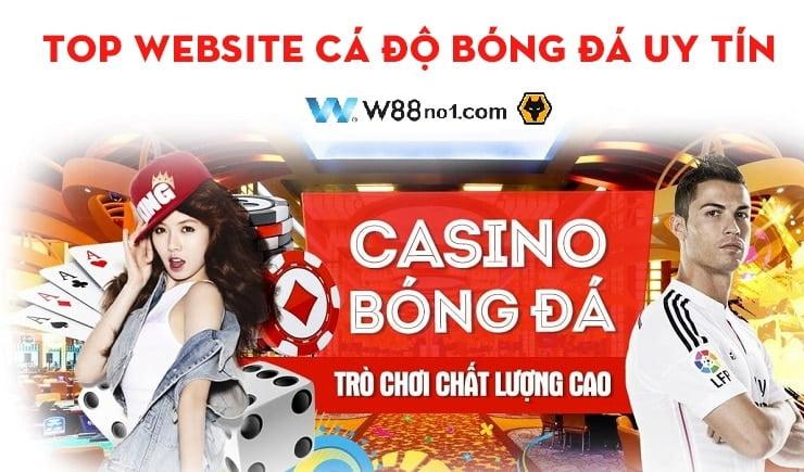 Top website casino cá cược uy tín