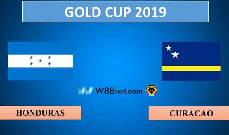 soi kèo tỷ số bóng đá trận Honduras vs Curacao