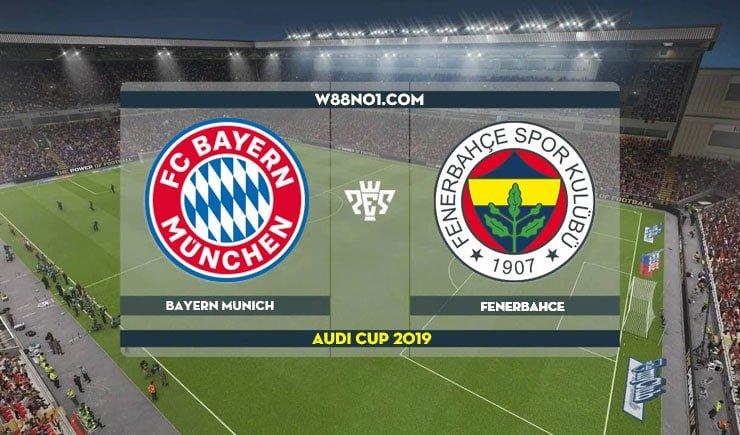 soi kèo tỷ số bóng đá trận Bayern vs Fenerbahce