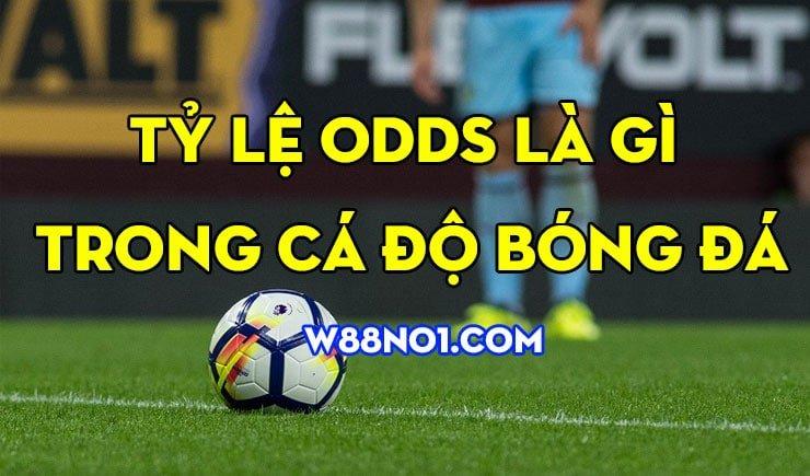 tỷ lệ odds là gì