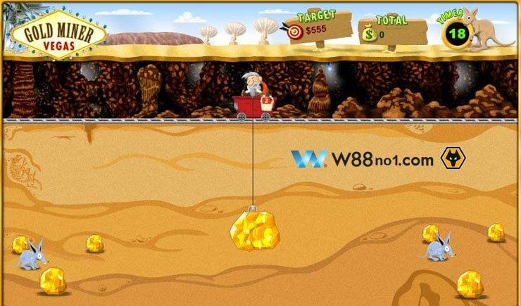 game đào vàng online