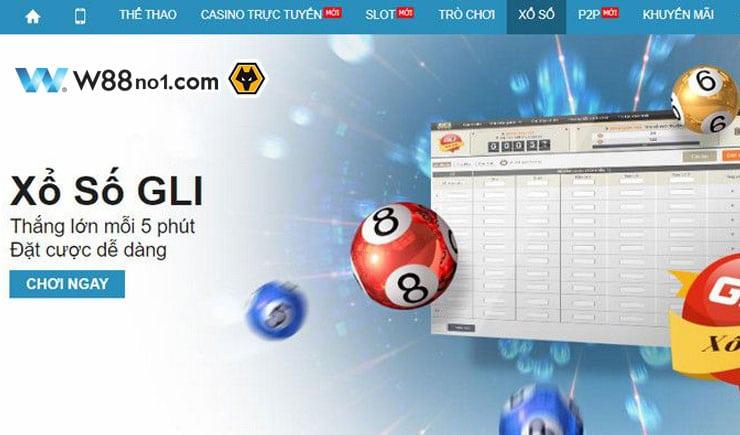 cách chơi xổ số online