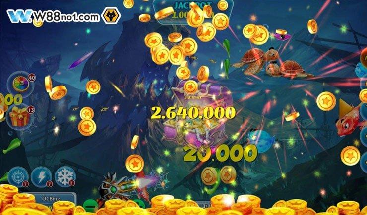 game bắn cá ăn tiền online