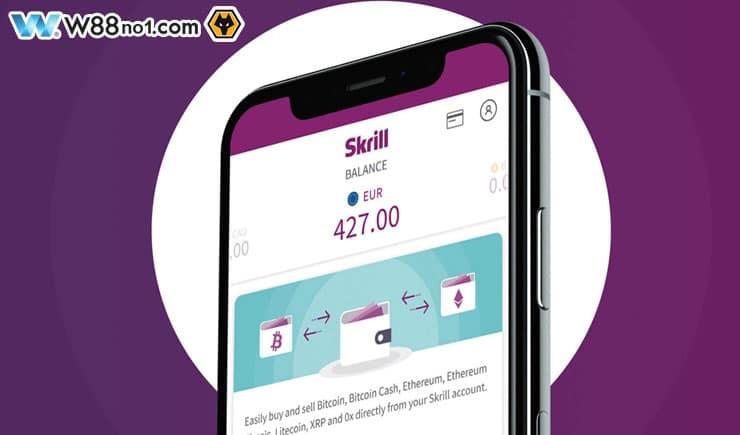 ví điện tử Skrill là gì