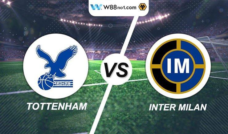 soi kèo tỷ số bóng đá trận tottenham vs Inter milan