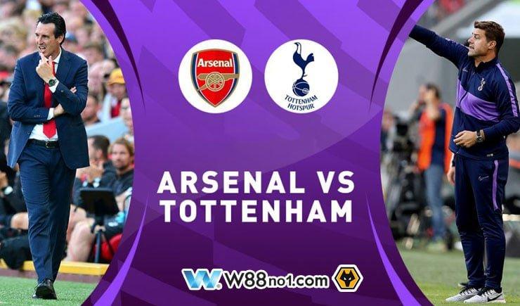 soi kèo tỷ số nhà cái trận Arsenal vs Tottenham