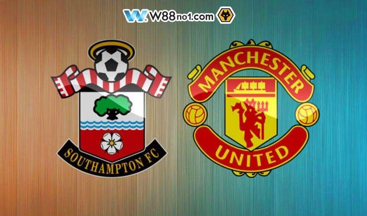 soi kèo tỷ số nhà cái trận Southampton vs Man United