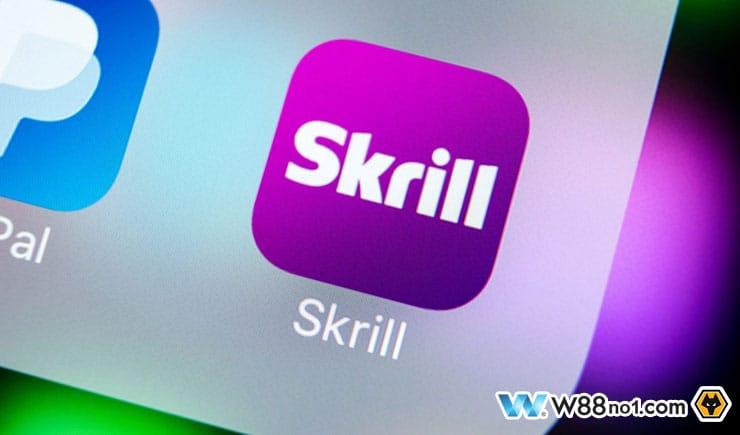 ví Skrill là gì