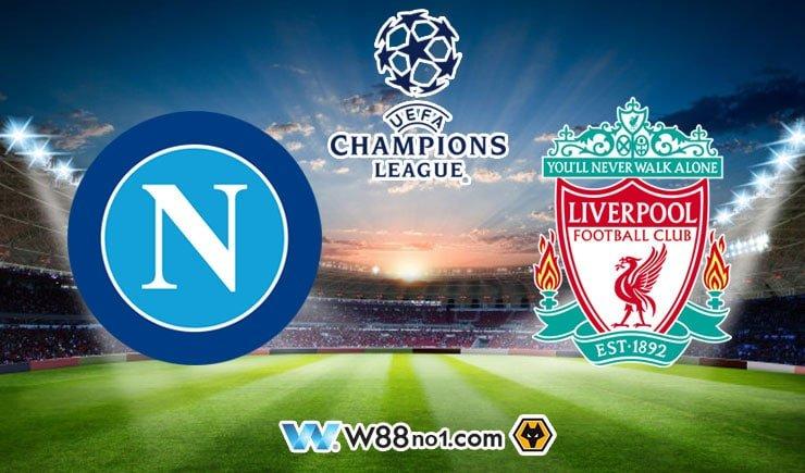 Soi kèo tỷ số nhà cái trận Napoli vs Liverpool