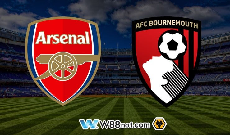 Soi kèo tỷ số nhà cái trận Arsenal vs Bournemouth