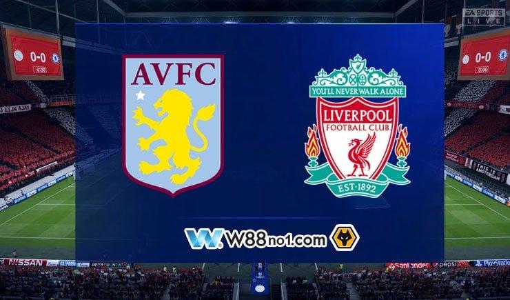Soi kèo tỷ số nhà cái trận Aston Villa vs Liverpool