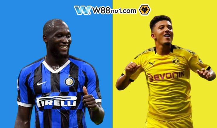 Soi kèo tỷ số nhà cái trận Inter Milan vs Dortmund