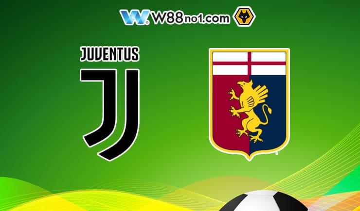 Soi kèo tỷ số nhà cái trận Juventus vs Genoa