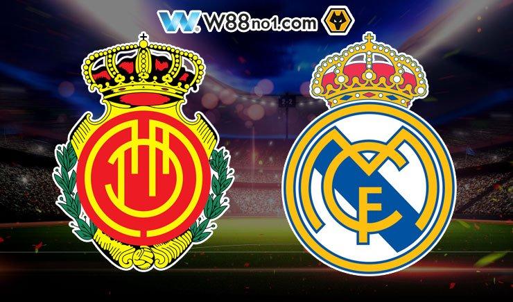 Soi kèo tỷ số nhà cái trận Mallorca vs Real Madrid