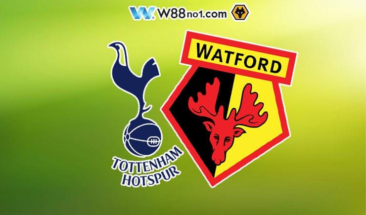 Soi kèo tỷ số nhà cái trận Tottenham vs Watford