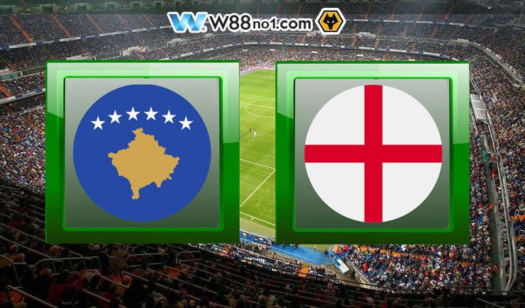 Soi kèo tỷ số nhà cái trận Kosovo vs Anh