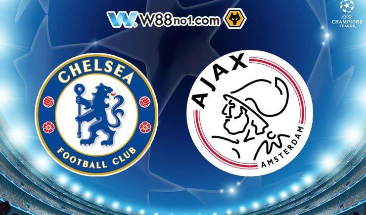 Soi kèo tỷ số nhà cái trận Chelsea vs Ajax