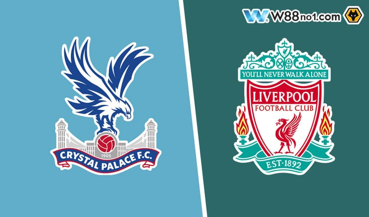 Soi kèo tỷ số nhà cái trận Crystal Palace vs Liverpool