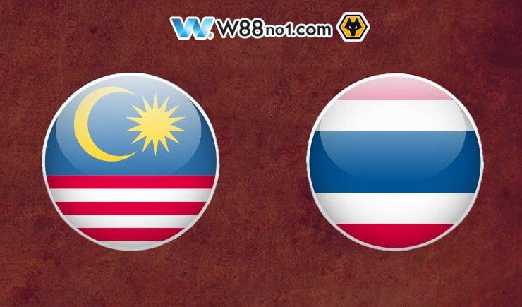 Soi kèo tỷ số nhà cái trận Malaysia vs Thái Lan