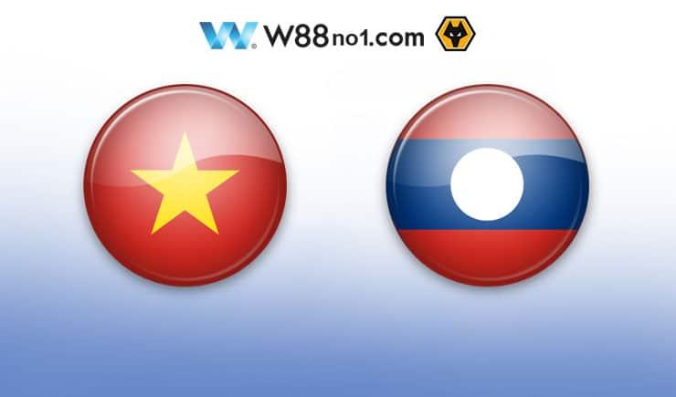 Soi kèo tỷ số nhà cái trận Việt Nam vs Lào