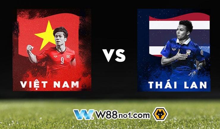 Soi kèo tỷ số nhà cái trận Việt Nam vs Thái Lan