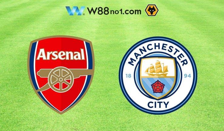 Soi kèo tỷ số nhà cái trận Arsenal vs Manchester City