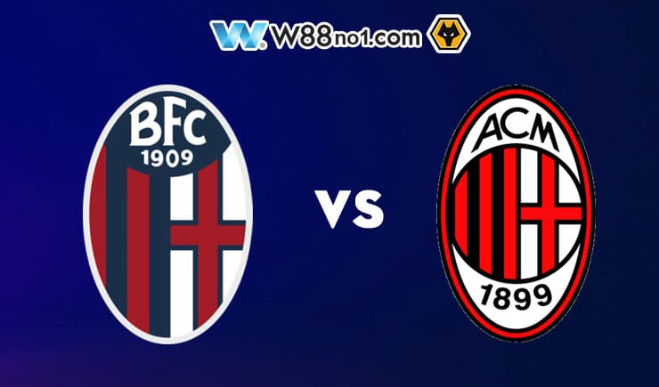 Soi kèo tỷ số nhà cái trận Bologna vs AC Milan