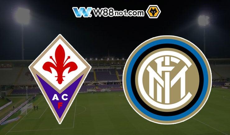 Soi kèo tỷ số nhà cái trận Fiorentina vs Inter Milan