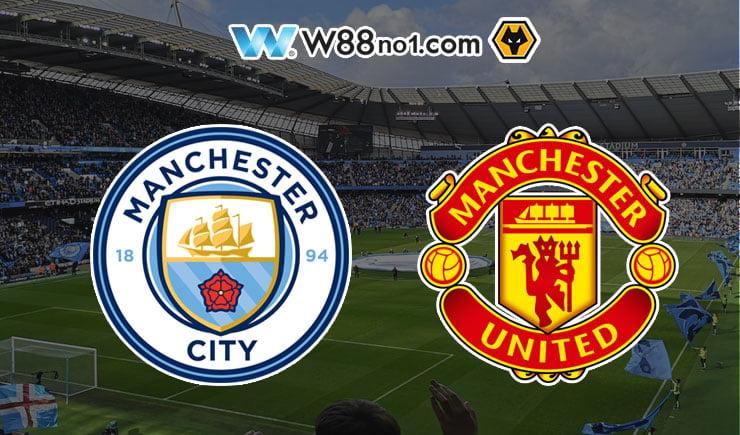 Soi kèo tỷ số nhà cái trận Man City vs Man United