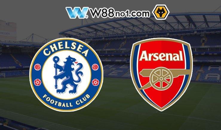 Soi kèo tỷ số nhà cái trận Chelsea vs Arsenal