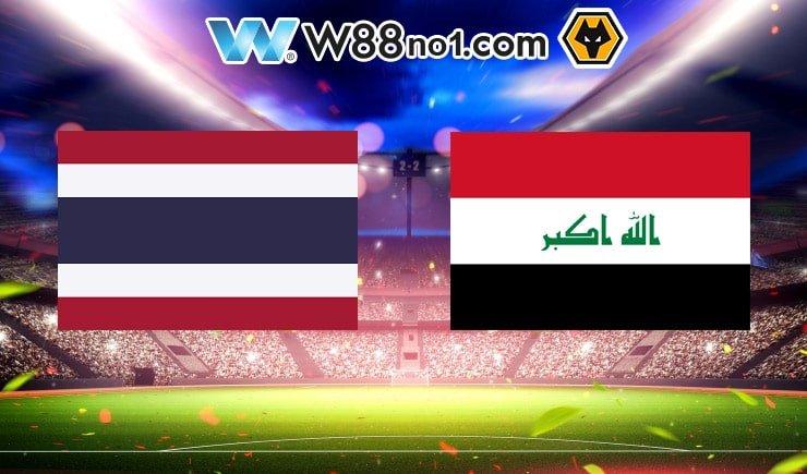 Soi kèo tỷ số nhà cái trận U23 Thái Lan vs U23 Iraq