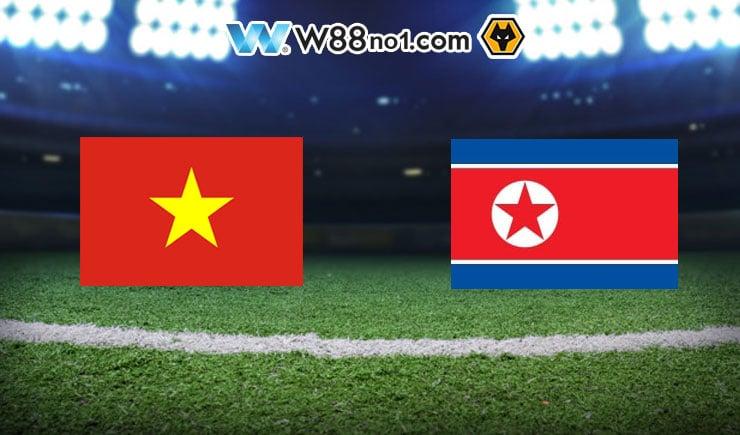 Soi kèo tỷ số nhà cái trận U23 Việt Nam vs U23 Triều Tiên