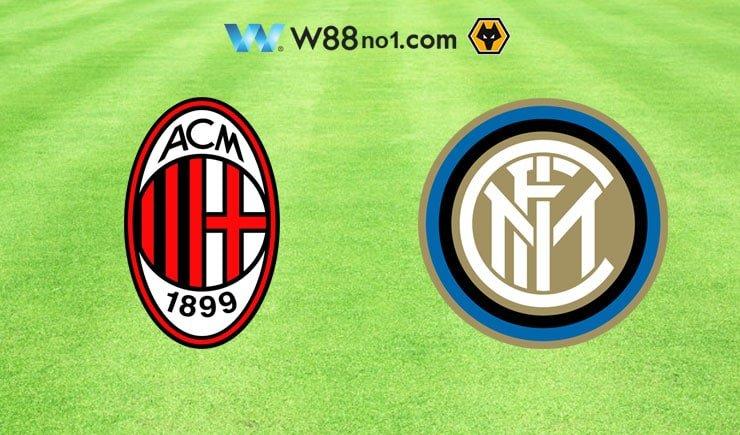 Soi kèo tỷ số nhà cái trận Inter Milan vs AC Milan