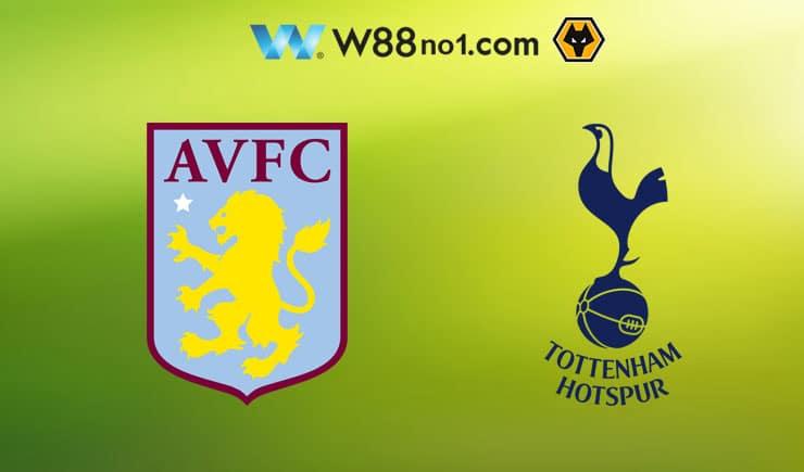 Soi kèo tỷ số nhà cái trận Aston Villa vs Tottenham