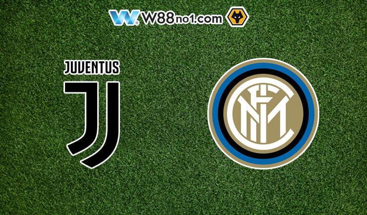 Soi kèo nhà cái trận Juventus vs Inter Milan