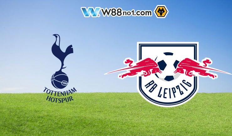 Soi kèo tỷ số nhà cái trận Tottenham vs RB Leipzig