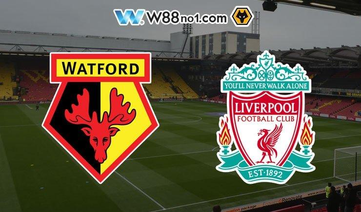 Soi kèo tỷ số nhà cái trận Watford vs Liverpool