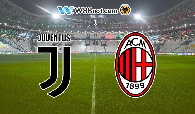 Soi kèo tỷ số nhà cái trận Juventus vs AC Milan