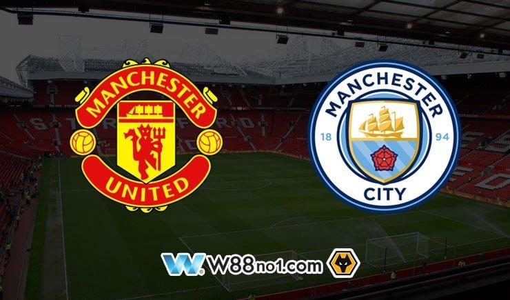 Soi kèo tỷ số nhà cái trận Manchester United vs Manchester City