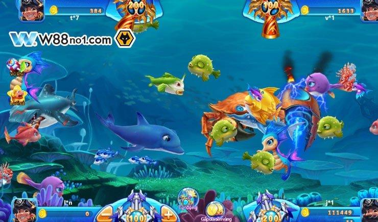 Tổng hợp mẹo bắn cá ăn tiền cực khủng tại nhà cái Online