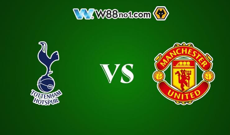 Soi kèo tỷ số nhà cái trận Tottenham vs Manchester United