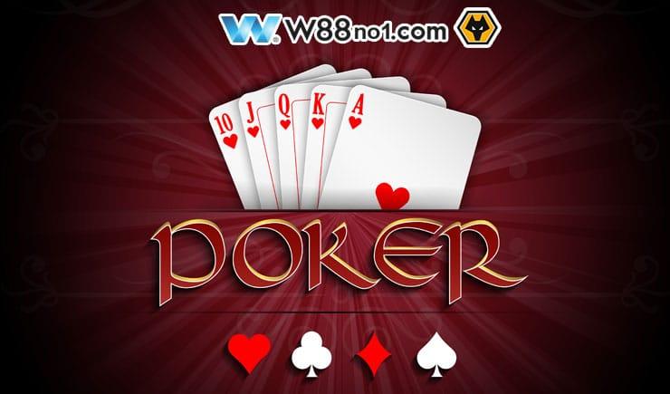 Tìm hiểu thứ tự bài bài Poker cơ bản tại sòng casino hiện nay