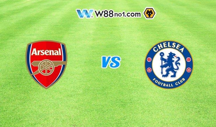 Soi kèo tỷ số nhà cái trận Arsenal vs Chelsea