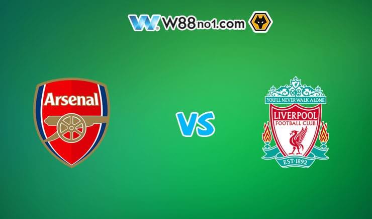 Soi kèo tỷ số nhà cái trận Arsenal vs Liverpool