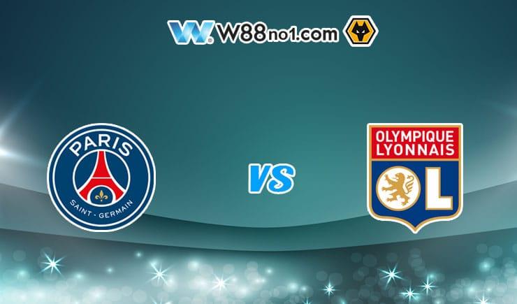 Soi kèo tỷ số nhà cái trận PSG vs Lyon
