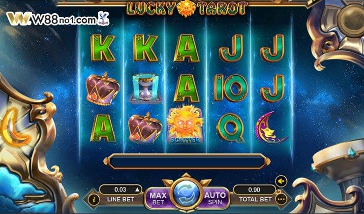 Khám phá cách chơi Lucky Tarot tại nhà cái