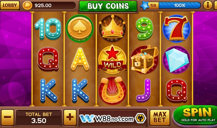 Top game Slot GPI phổ biến tại nhà cái