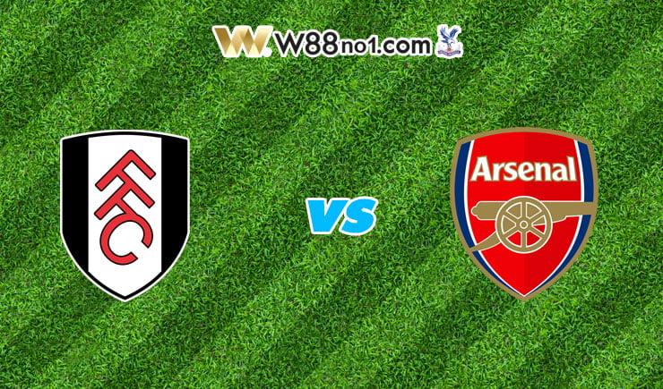 Nhận định tỷ số nhà cái trận Fulham vs Arsenal