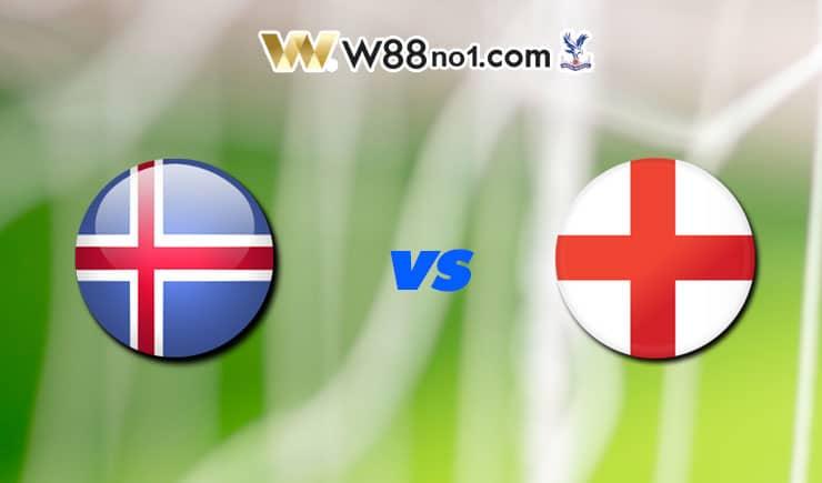 Nhận định tỷ số nhà cái trận Iceland vs Anh