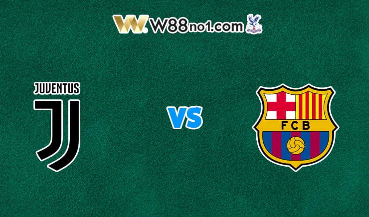Soi kèo tỷ số bóng đá trận Juventus vs Barcelona